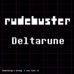 Deltarune - Rude Buster (FM Remix)