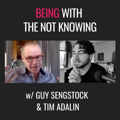 E37| Philosophy and Conversational Yoga, a dialogue with Guy Sengstock