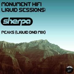 Liquid Sessions: Sherpa - Peaks (Liquid Dnb Mix)