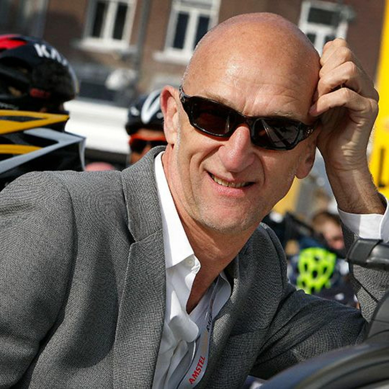 Wilfried de Jong: de man van de wielerverhalen