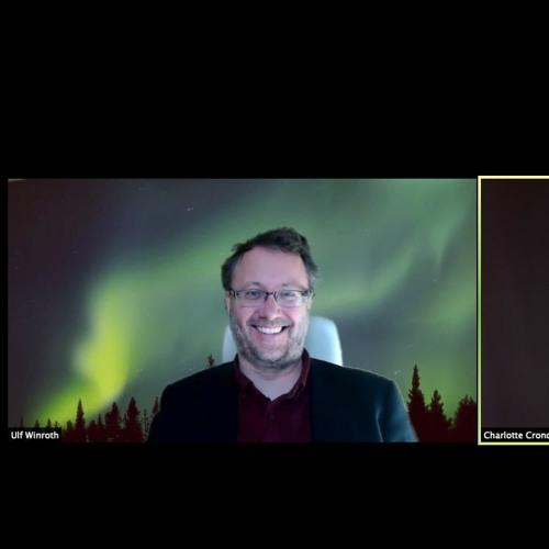 36. Ulf Winroth: Jag är en energidoktor #charlottepodden