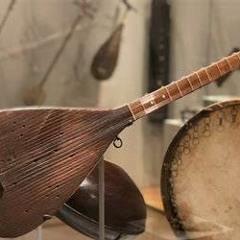 ُSetar and Daf- بداهه نوازی -ایلیا تابش، سه تار -ندا بلوری، دف