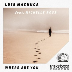 Luis Machuca - Where Are You (Friskybeat Records)