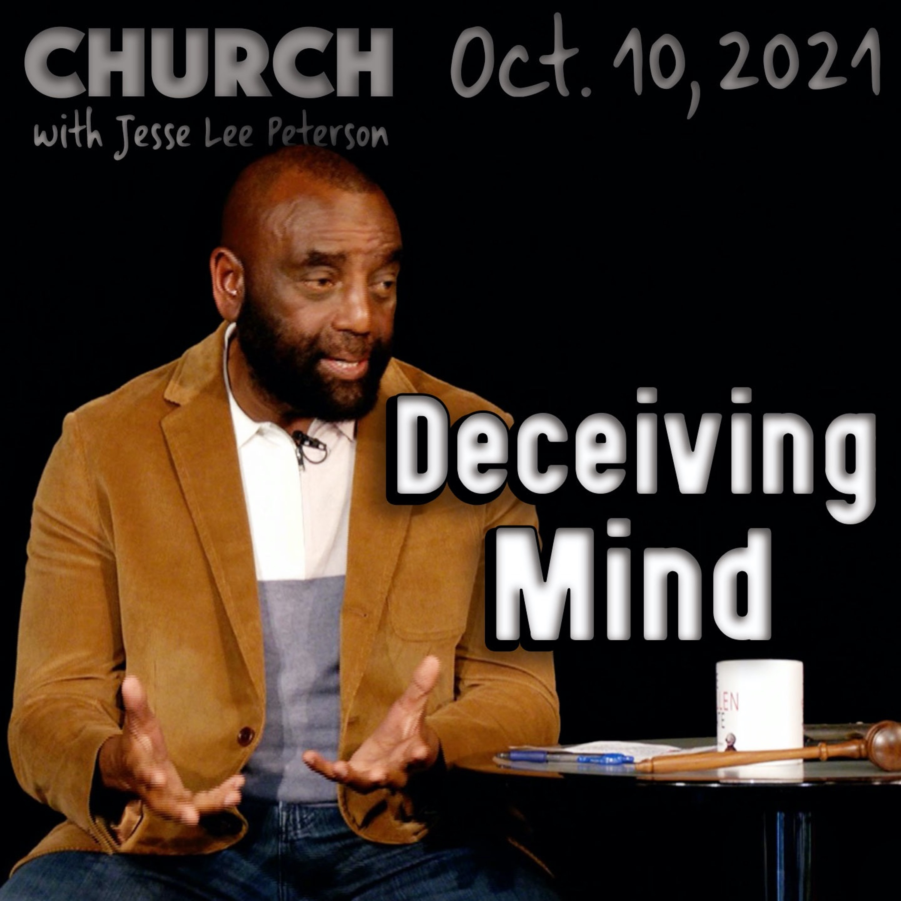 10/10/21 The Mind Is Wicked (Church)