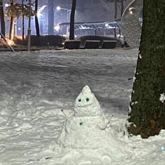 Children's Snowman
