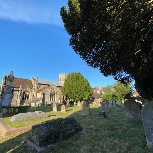 St Margaret's, Old Catton 28 May 2020
