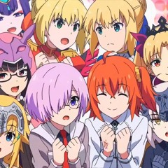 OVA「Fate/Grand Carnival」OPアニメーション   2nd Season