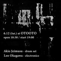 Akio Jeimusu & Leo Okagawa - Duo at OTOOTO