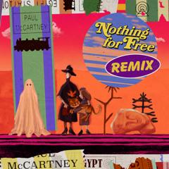 Paul McCartney - Nothing For Free (DJ Chris Holmes Remix)