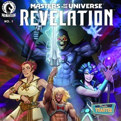 MASTERS OF THE UNIVERSE REVELATION | Double Toasted Audio Review