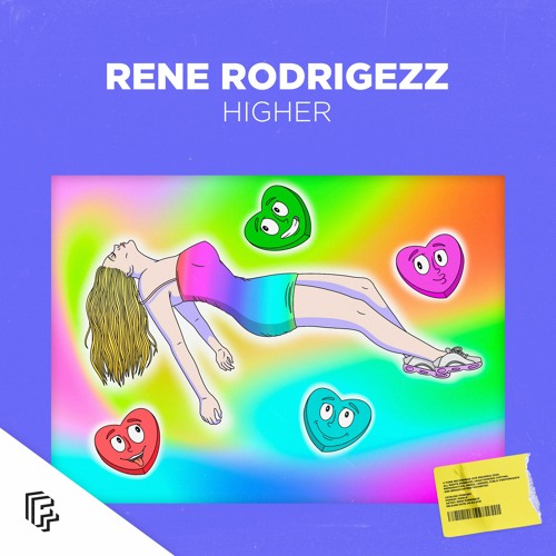 Rene Rodrigezz - Higher [OUT NOW]