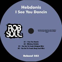 Hebdonis - Whiskey Drinkin - Original Mix