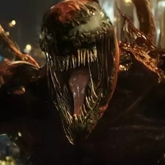 VENOM: LET THERE BE CARNAGE (PETER CANAVESE) 10-7-21 (CELLULOID DREAMS THE MOVIE SHOW) SCREEN SCENE