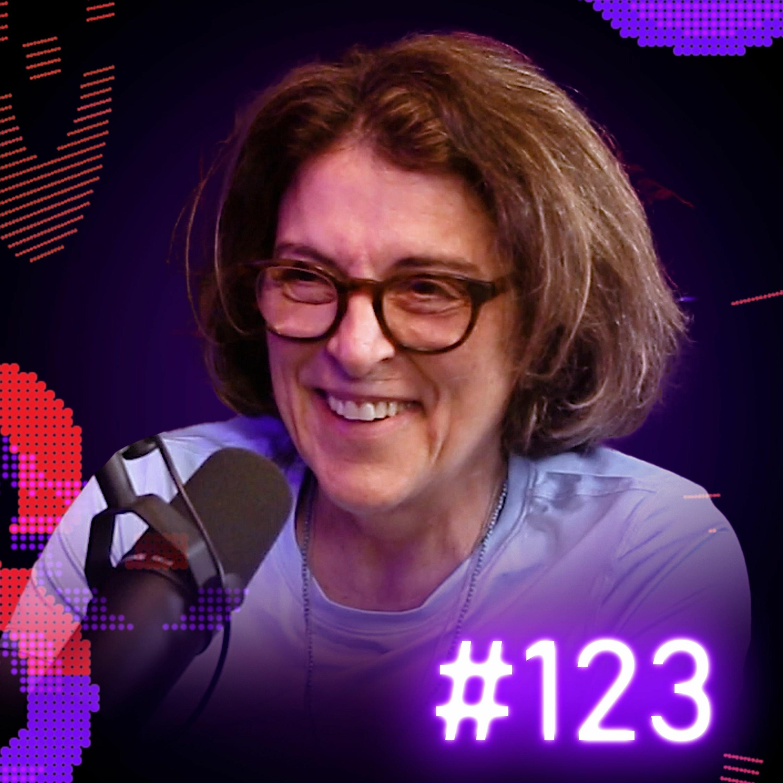#123 - Barbara Gancia (Jornalista)