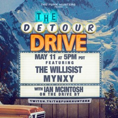 The Detour Drive Ft. MYNXY (Live from a Sailboat)