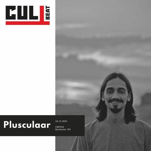 CBP026 Plusculaar - Podcast for CULT.beat