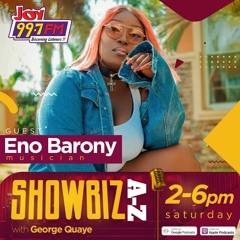 Male artists are scared to feature me on their songs - Eno Barony.