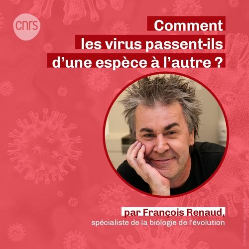 Comment les virus passent-ils d'une espèce à l'autre ? par François Renaud
