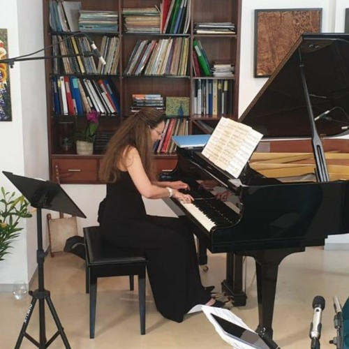 Keep Calm and Innovate, with pianist and composer Orit Wolf