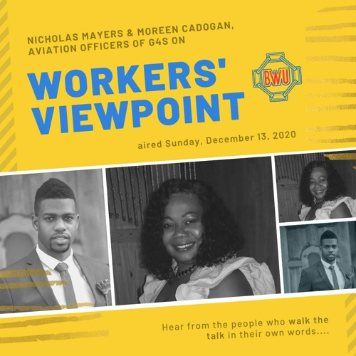 Workers' Viewpoint - December 13, 2020