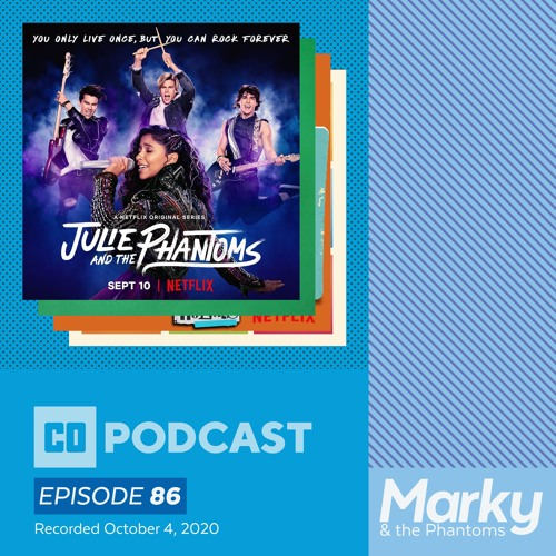 Episode 86:  Marky and the Phantoms