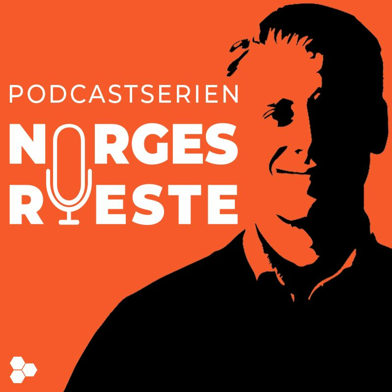 Abraham Foss gjester Norges Råeste