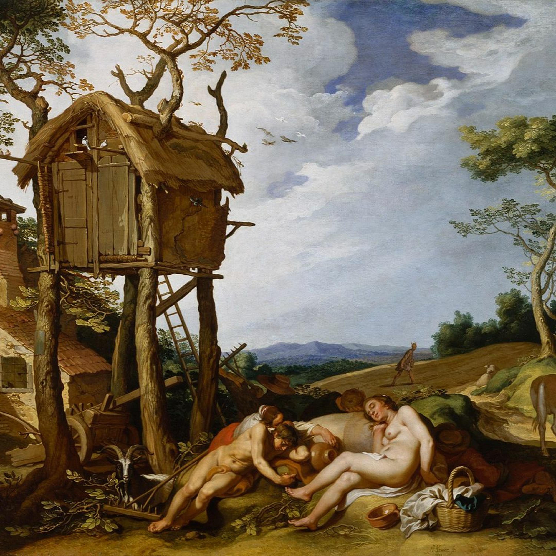 Parábola del trigo y la cizaña