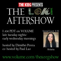 The Loki Aftershow: Episode 2