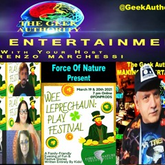 002 TGAs Making Entertainment - Force Of Nature Productions Wee Leprechaun Kids Festival