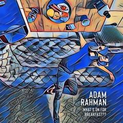 PREMIERE: Adam Rahman - Delusion (Original Mix) [Independent]