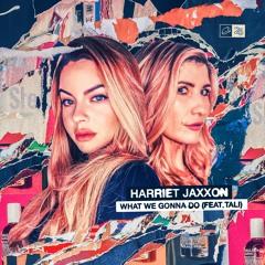 Harriet Jaxxon - What We Gonna Do (ft. Tali)