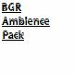 BGR - Ambient/Ambience 1