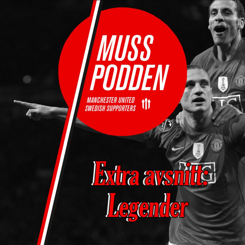 Extra-avsnitt: United legender