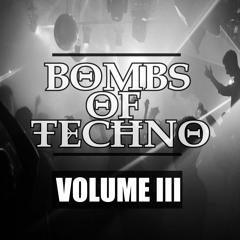BOMBS OF TECHNO VOL. III
