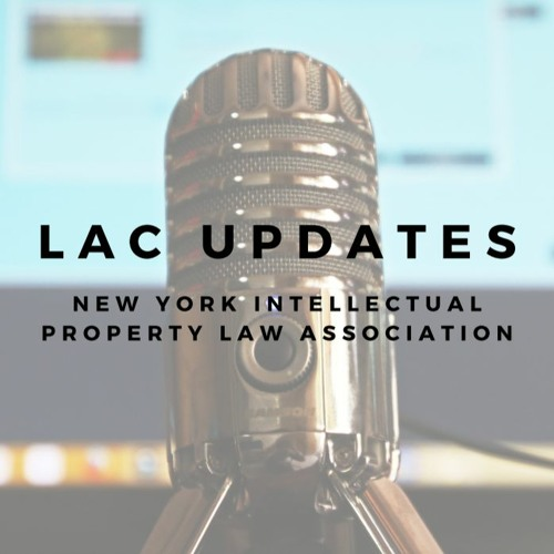 Updates from the NYIPLA LAC Episode 1: An Introduction to the NYIPLA's Legislative Action Committee