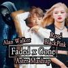 Download 알렌워커 x 로제(블랙핑크)-Faded Gone(아스터Mashup)🥀|Alan Walker x Rose of BlackPink Mp3