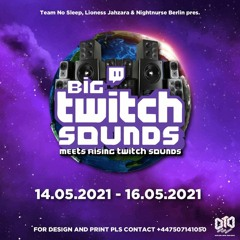 Roots Whine Reggae Sattadays / BIG TWITCH SOUNDS MEETS RISING TWITCH SOUNDS Live Audio 5-15-21 ZGS