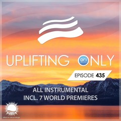 Uplifting Only 435 (June 10, 2021) [All Instrumental]