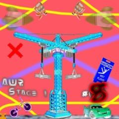 AWR-STAGE #008 (Titans from da sky)