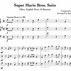 Super Mario Bros. Suite (Oboe, English Horn, Bassoon)