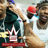 """FredRarrii - """"Spin Again"""" feat. YFN Lucci (Official Music - WSHH Exclusive)"""
