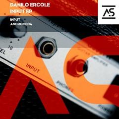 Danilo Ercole - Andromeda (Original Mix) (preview)