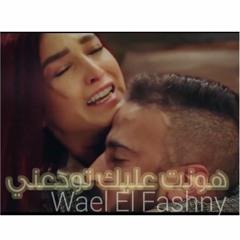 هونت عليك | Hount Aleik | Wael El Fashny