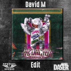 Sech, Daddy Yankee, J Balvin Ft Rosalia, Farruko - Relacion Remix (David M Edit)