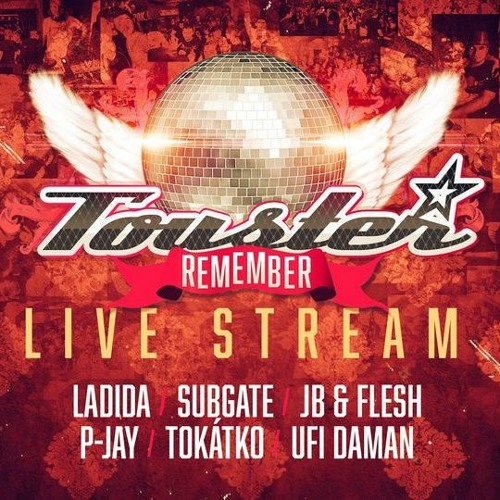 Subgate - Remember Touster Live Stream 5.2.2021