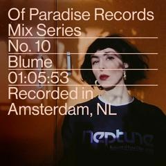 OP Mix 10 - Blume