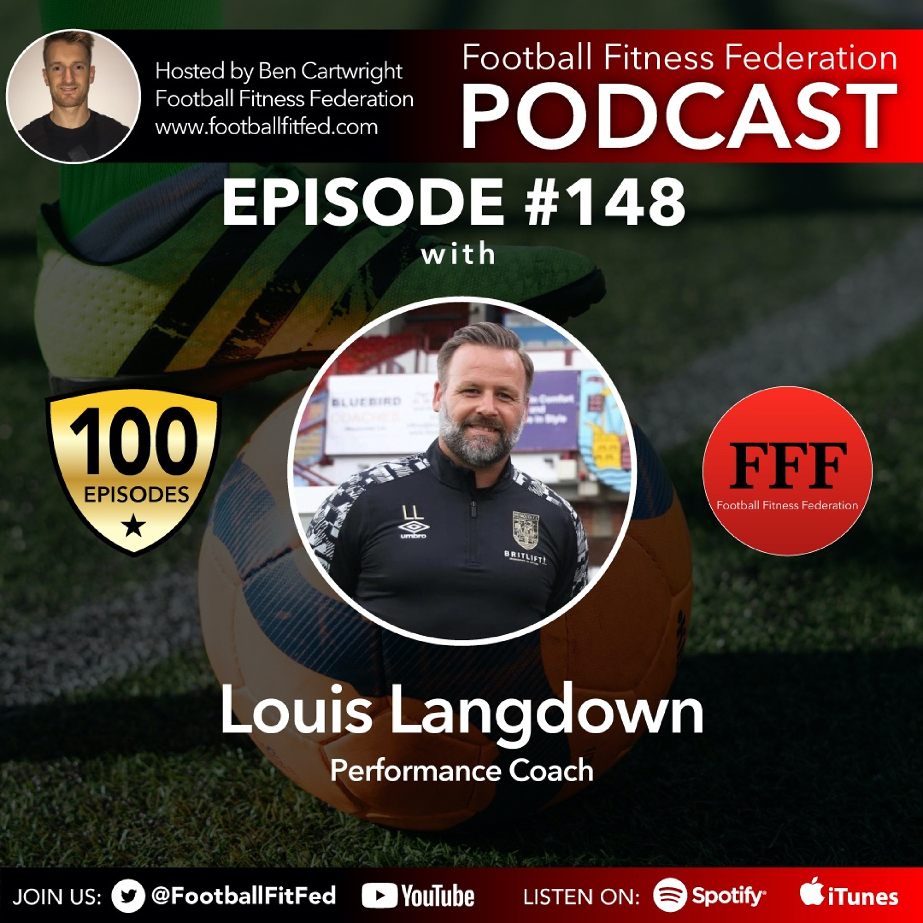 """#148 """"Becoming A Pracademic"""" With Louis Langdown"""