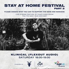 Flexout w/ Klinical - Stay at Home Festival part 2