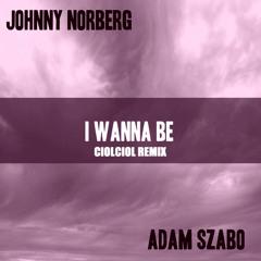 Adam Szabo & Johnny Norberg - I Wanna Be (Ciolciol Remix)