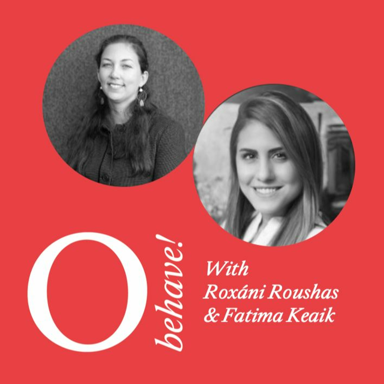#35 - Behavioural Science & the SDGs - Roxáni Roushas & Fatima Keaik